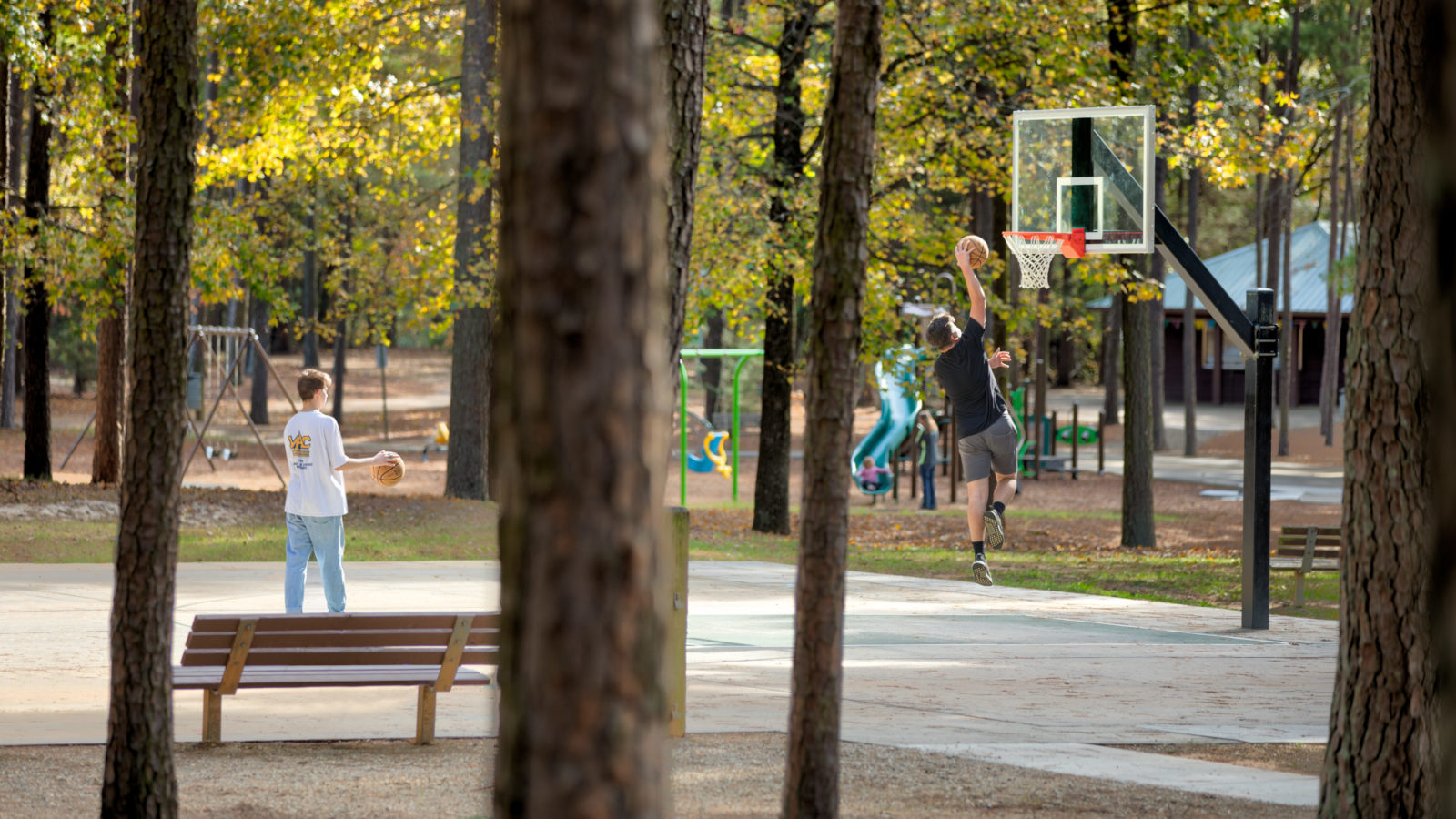 Reedy Creek Park - Charlotte, NC